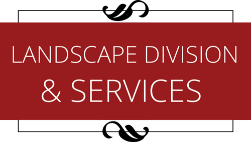 Learn more about our landscape division and it's services.